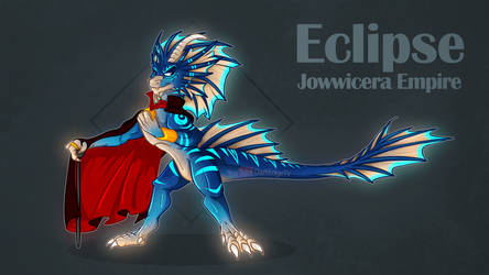 Jowwi Character - Eclipse (clothed) by Rebecca1208
