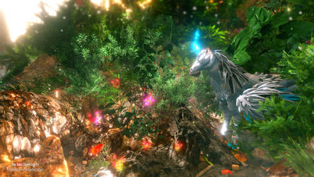 Alicorn - Spore in FlowScape