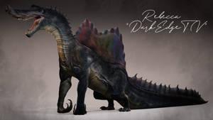Satirus Spinosaurus | ZBrush