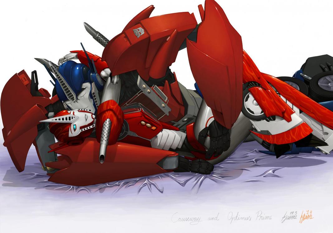 100+ Transformers Prime Optimus And Arcee Kiss – yasminroohi