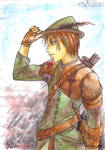 Robin Hood goes manga?