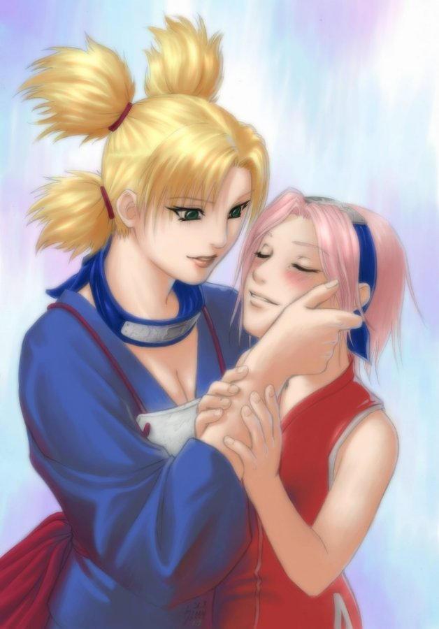 Naruto - It's girls' turn by pika
