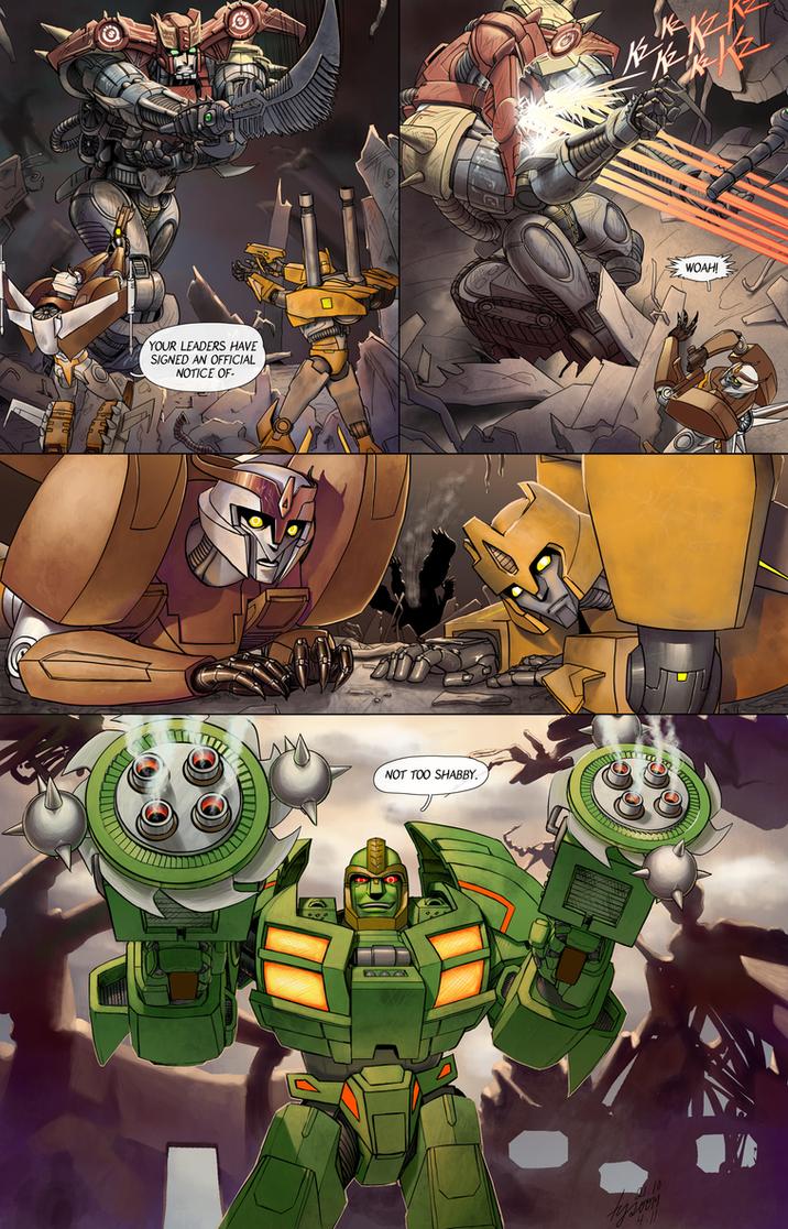 Csirac #4 page 12 by pika
