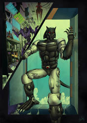 Ravage - Issue #1 - page 32 (no lettering) by pika