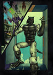 Ravage - Issue #1 - page 32 (no lettering)