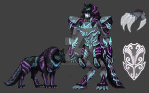 A Wolf-bot Design