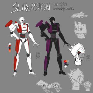 Neutralzone - Sliversion design
