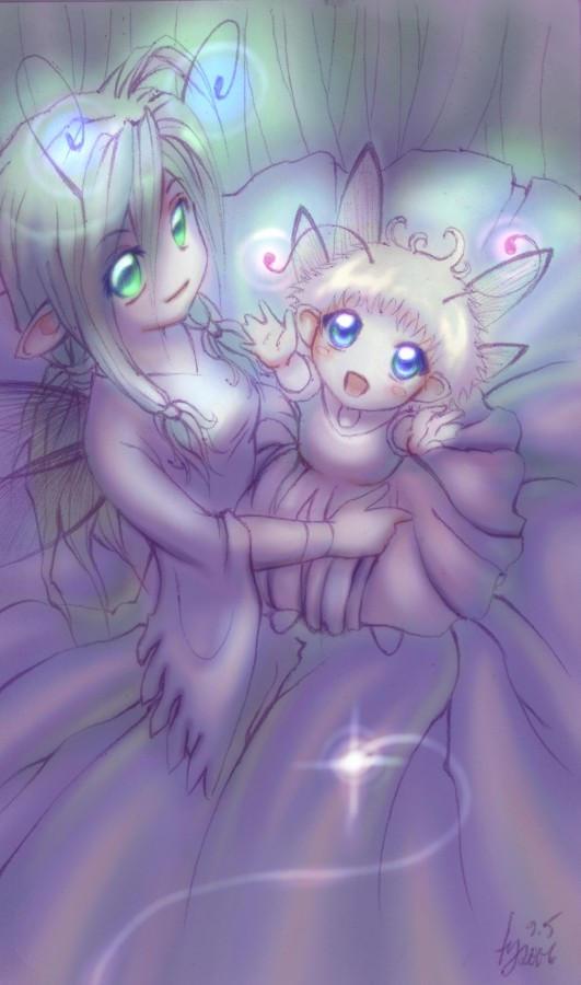 Fairies  by pika