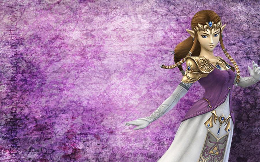 Princess Zelda Wallpaper by HydrogenLullaby on DeviantArt