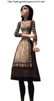 Alice Render 002