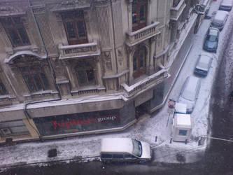 winter streets by cravspuma