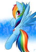 Rainbow Dash by ranban