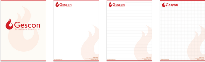 Gescon - Notepads
