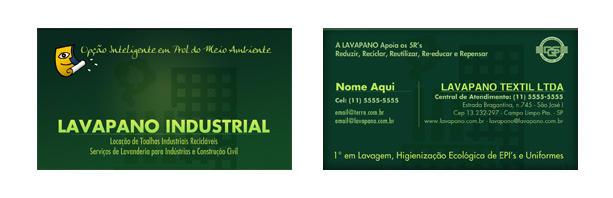 Lavapano - Business Card