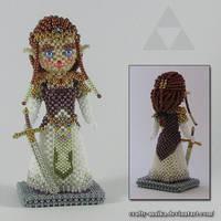 Bead doll: Zelda (Twilight Princess)