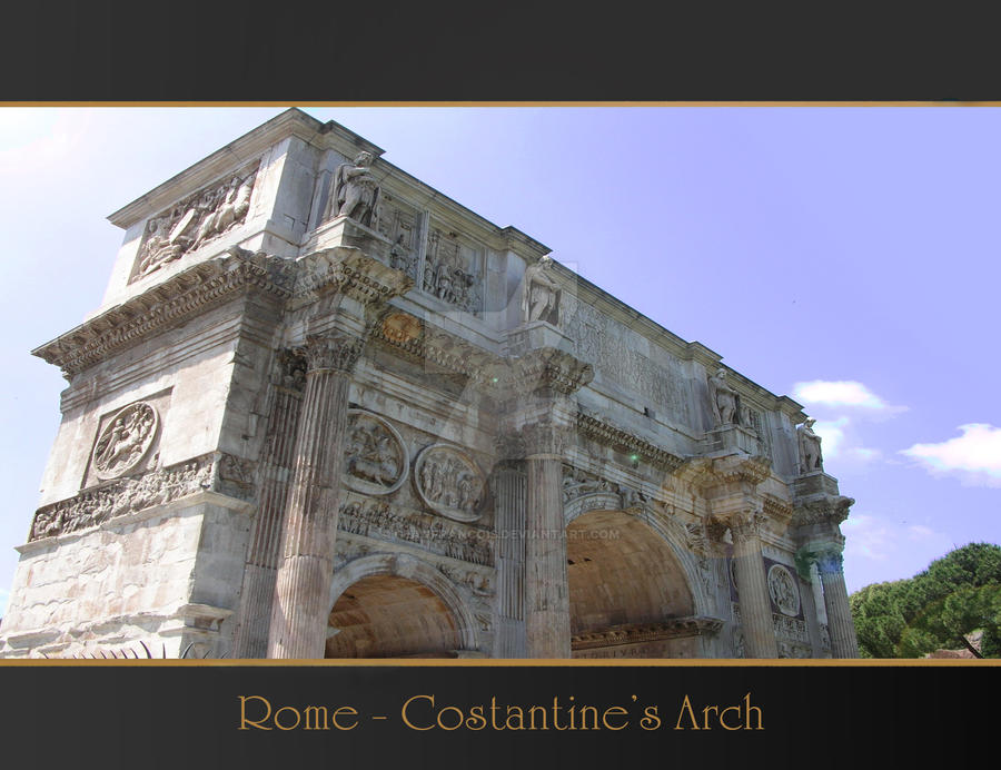 Rome Anthology - Constantine by Geanfrancois