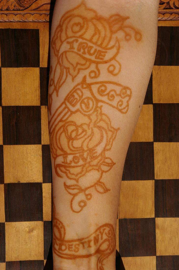 ~Vintage style henna tattoo~ by Emeraldserpenthenna on ...
