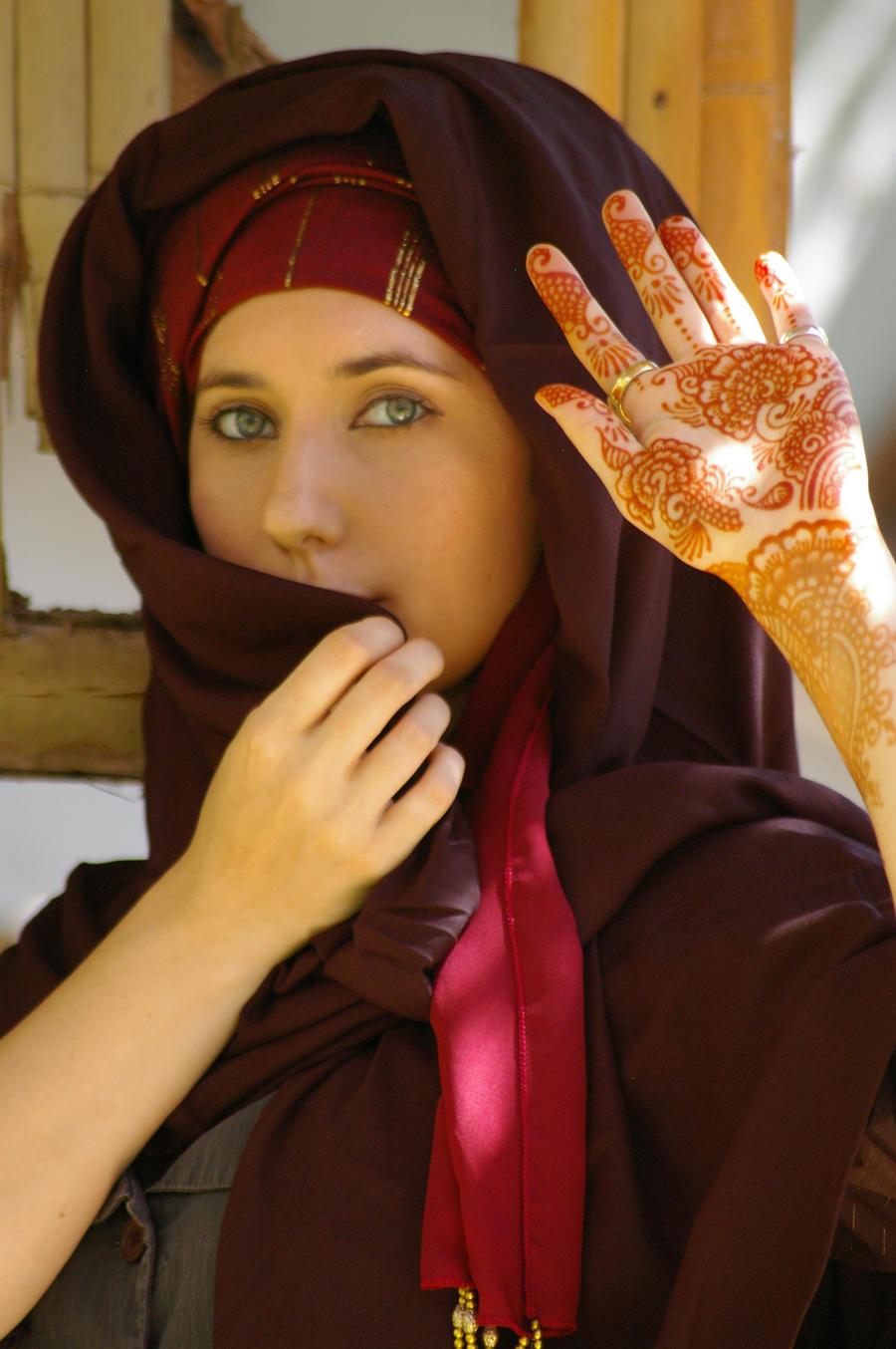 ~Arabic henna art in Bali 2~ by Emeraldserpenthenna