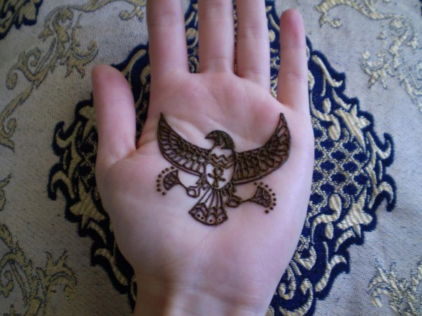 Egyptian Henna Designs: ~Egyptian Henna Tattoo~ By Emeraldserpenthenna On DeviantArt