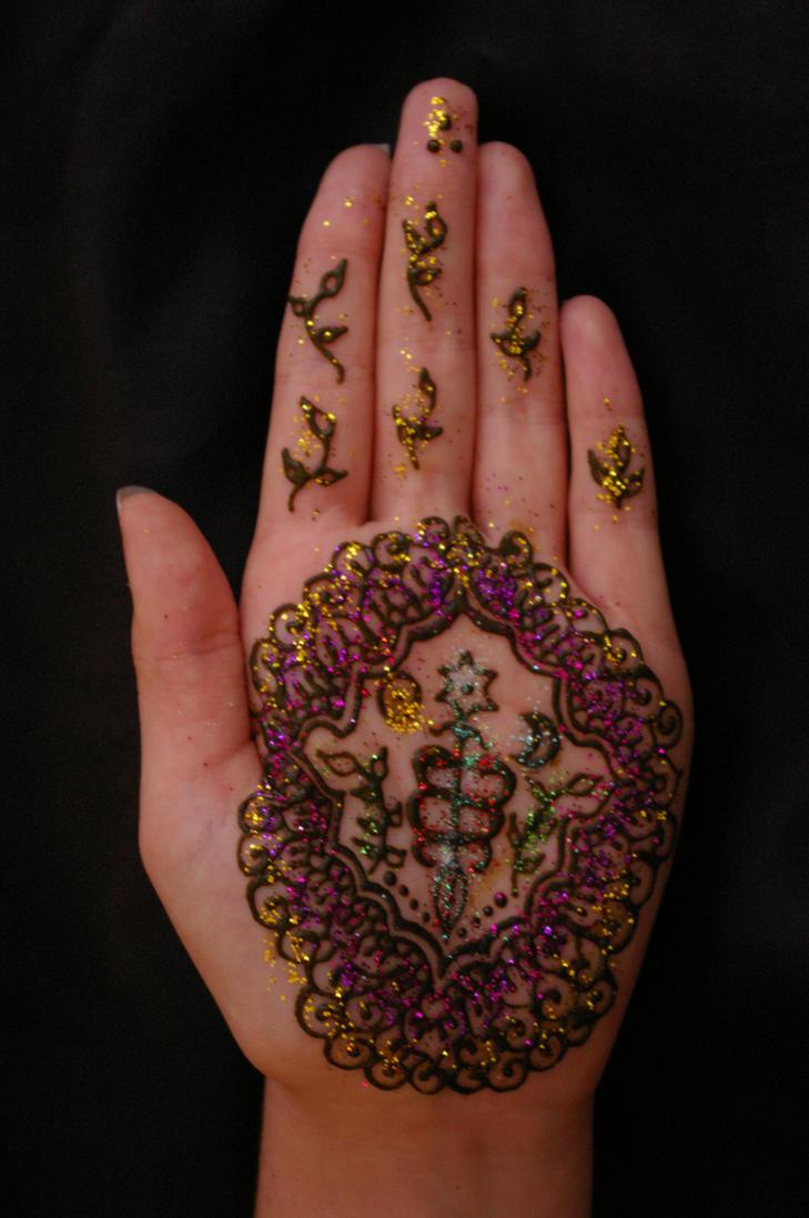 alchemy henna tattoo with glitter by emeraldserpenthenna on deviantart. Black Bedroom Furniture Sets. Home Design Ideas
