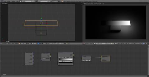 Blender3D emission gradient by anul147