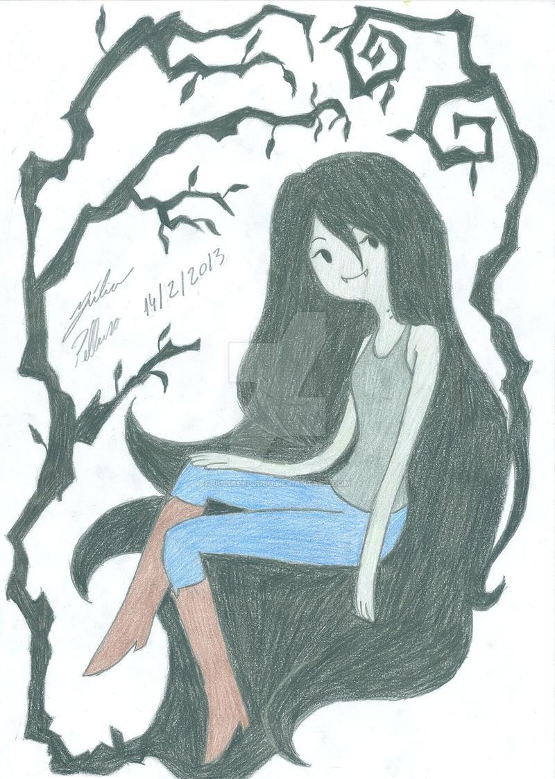 Marceline by JuliaPelluso