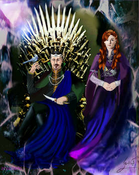 Baelish:apicture Of Me On The Iron Throne And U..