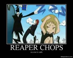 Reaper Chops by HobaBanana