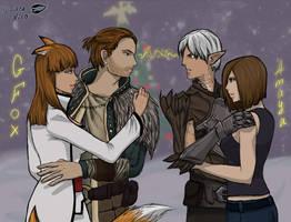 Happy new year. by LaraNico