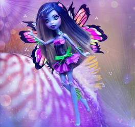 Aqua, you can fly?! by SentinelDeMilo
