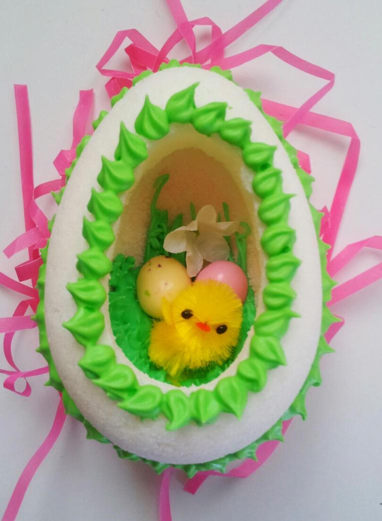Happy Easter peeps! by SentinelDeMilo