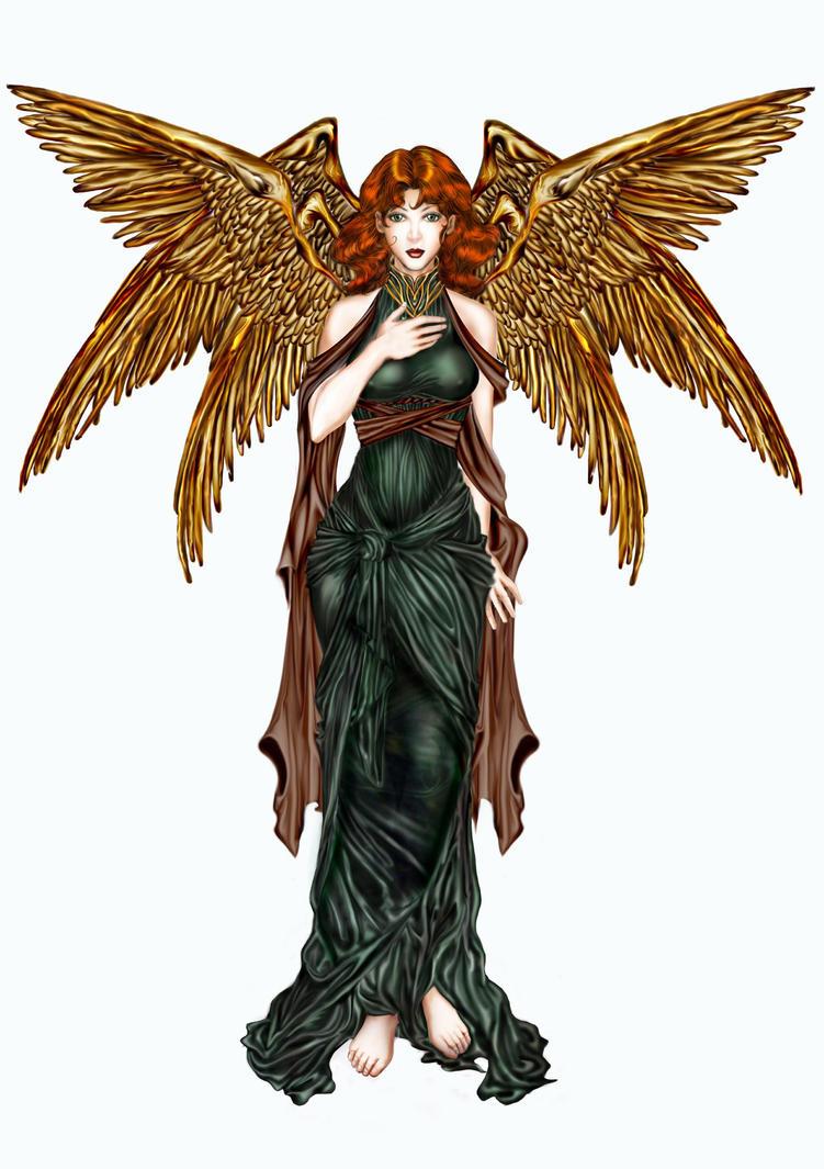 Angel by buxuslan