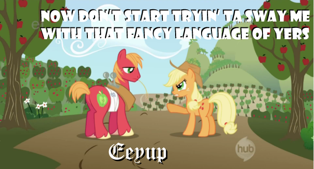 Fancy Language by MidnightQuill