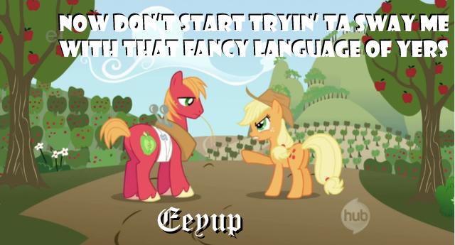 Fancy Language by MidnightQuill