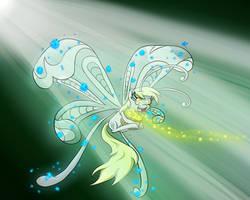 The Derpy Breezie by MidnightQuill
