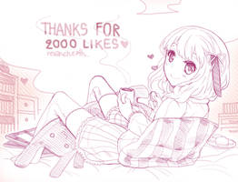 Thanks for 2000 likes by revanche7th