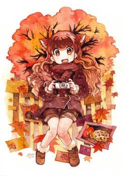 Autumn Fox - SEASON