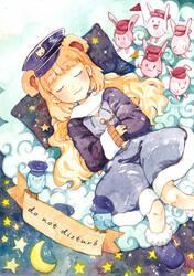Sleeping Bear - SEASON by revanche7th