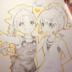 Ann - Harvest Moon