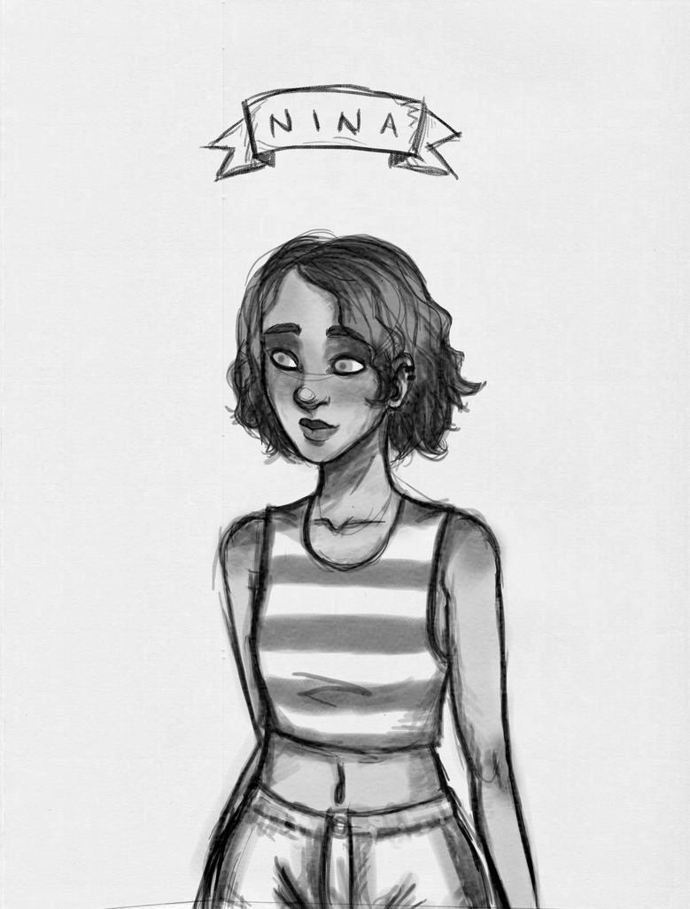 Nina by sofitepe