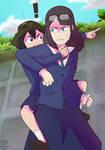 Kanamori And Asakusa [Eizouken]