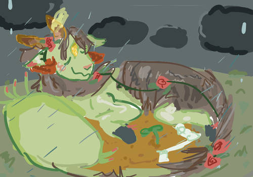 Plant Time - comission of myo-0519