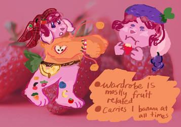 Fruit Friend - custom!