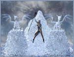 Crystal Dragonworld by Tinasbastelstube