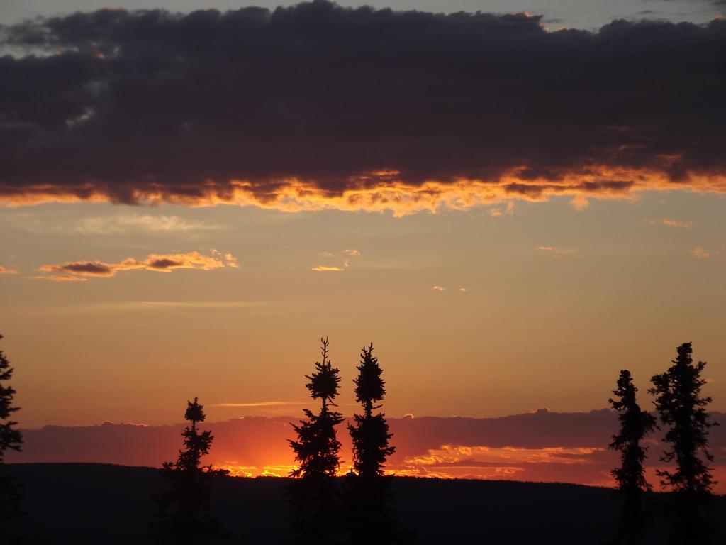 Pretty sunset by Roxy-the-art-nut