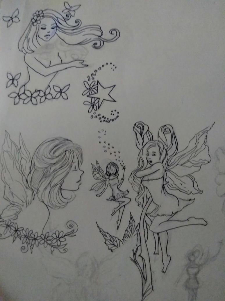 Fairies by Roxy-the-art-nut