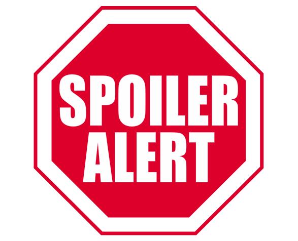 Spoiler Alert by Chwen-Hoou