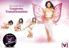 get gorgeous poster