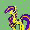 Yo! Lighting Star! by CosmicCat23