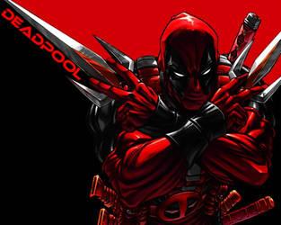Deadpool by PrototypeArceus